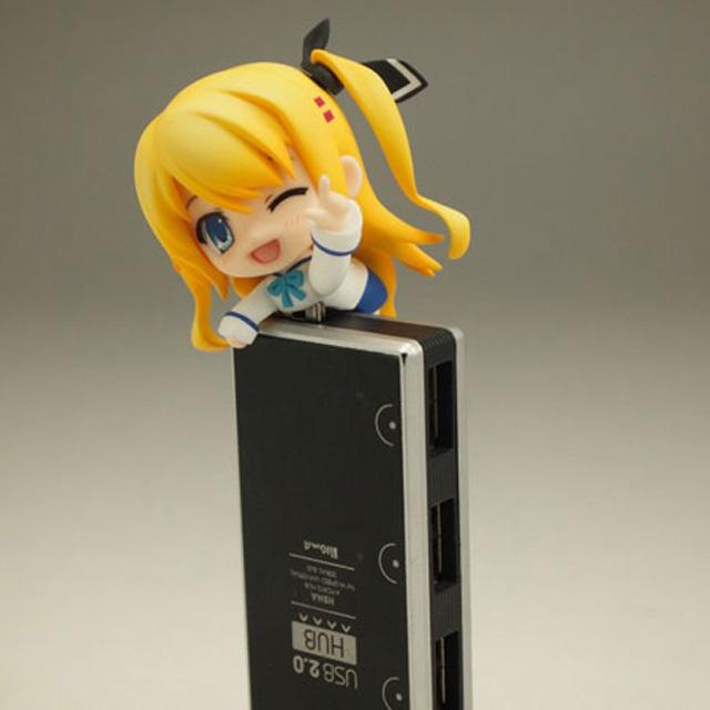 Mini USB plugin