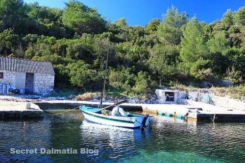 Typical Dalmatia - frozen in time