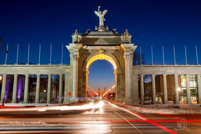 The Princes' Gates (CNE)