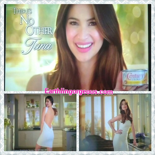 No Other Tuna TVC for Century Tuna with Anne Curtis