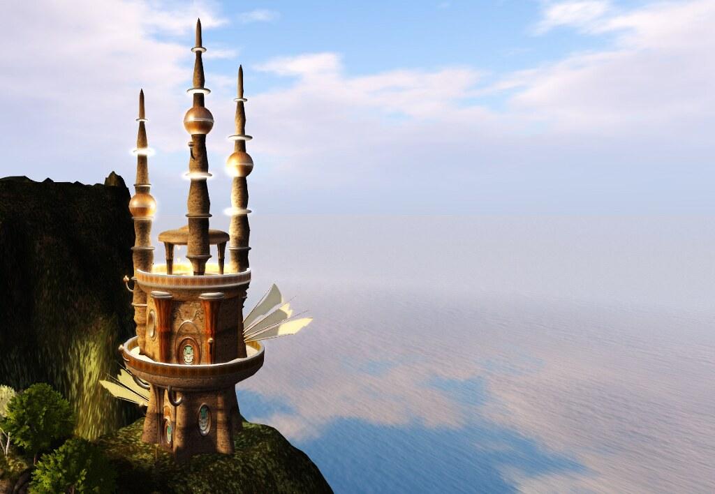 The Skye Faery Watchtower