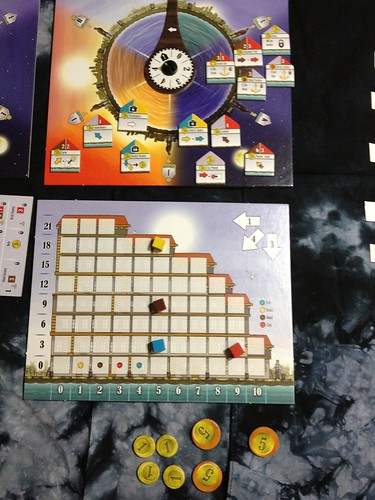 Le Havre: Inland Port solo; final step