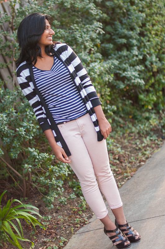 Pairing stripes with more stripes-2