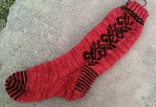 Roosimine Sock