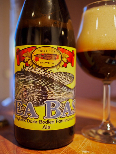 Cigar City Sea Bass