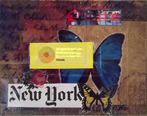 Mail Art by Gothamchick