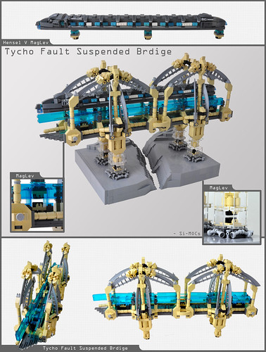 Tycho Suspended Bridge Train