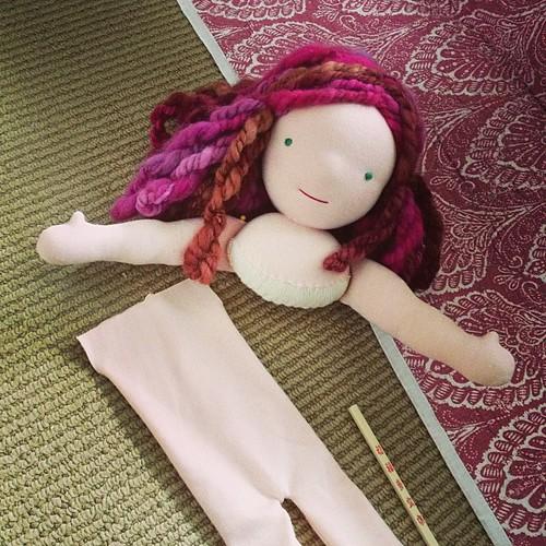 Doll progress!!
