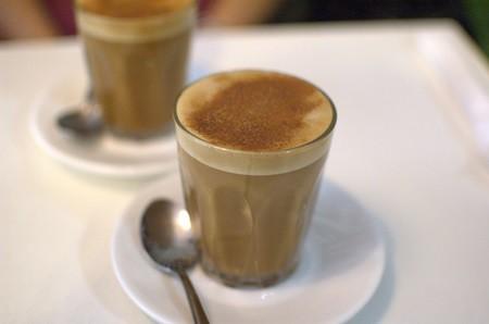 Coconut lattes
