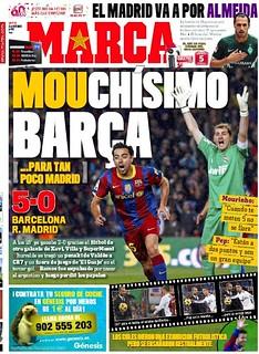 Mouchísimo Barça