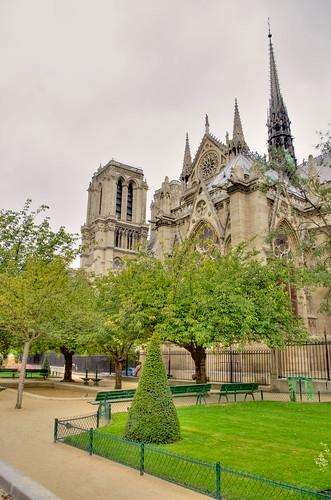 Paris in HDR