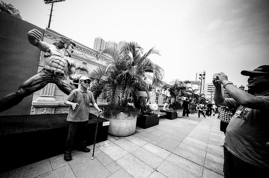 Kowloon Park Sculpture