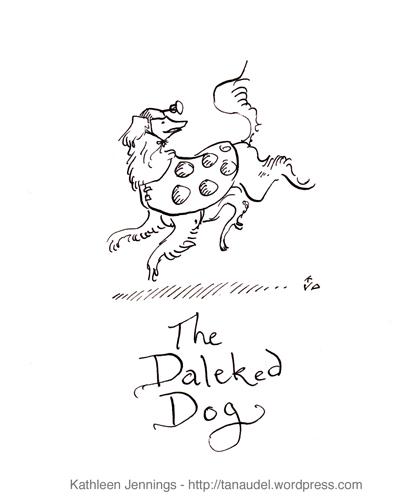 The Daleked Dog