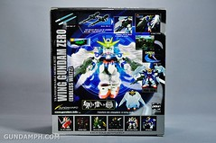SDGO Wing Gundam Zero Endless Waltz Toy Figure Unboxing Review (2)
