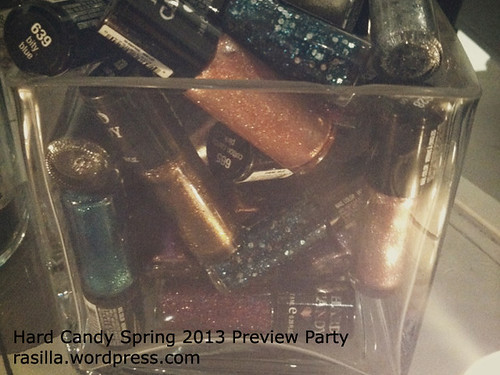 Hard Candy Toronto Preview