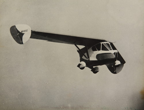 Waterman_Aerobile_in_flight