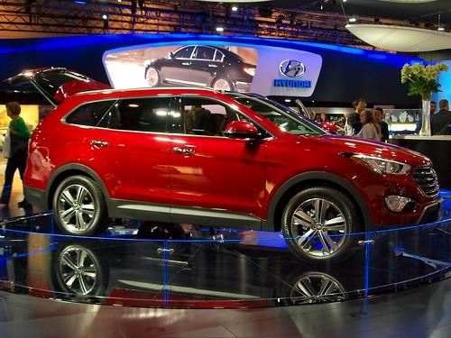 CIAS 2013 - 2014 Hyundai Santa Fe