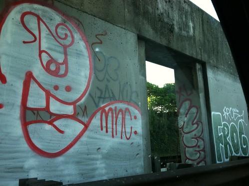 Graffiti Gone 42nd Ave Oakland