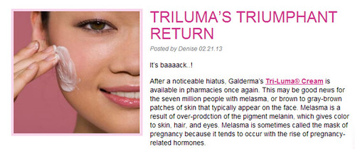 Dr. Joel Schlessinger discusses melasma treatments for Beauty in the Bag blog
