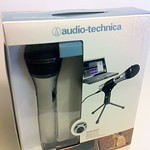 New Media Gear 015: Audio-Technica ATR2100-USB Cardioid Dynamic USB/XLR Microphone (3/6)