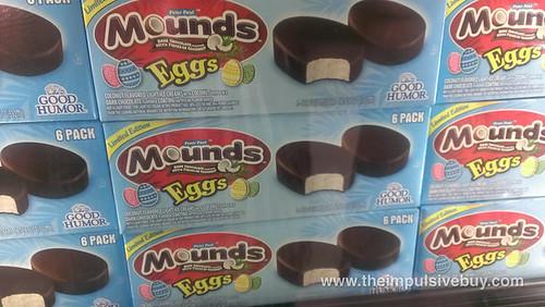 Good Humor Mounds Eggs Ice Cream Bars