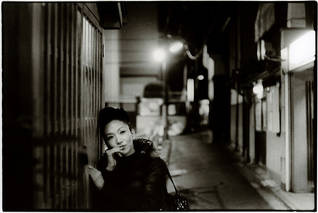 Film people & street photography inspiration by Junku Nishimura