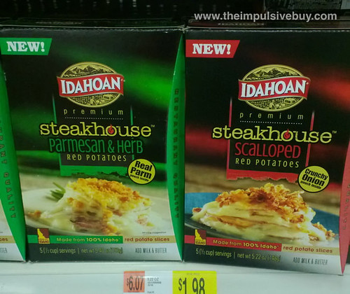 Idahoan Premium Steakhouse Potatoes 2