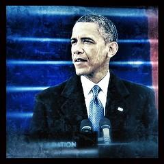 Good luck President Obama.