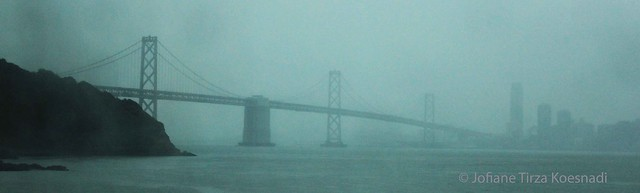 SF - bay bridge 1