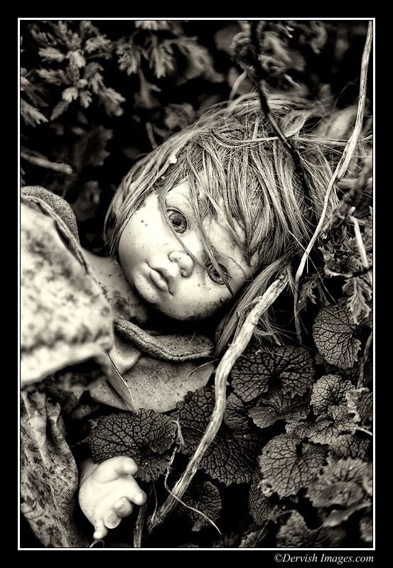 Homeless Doll