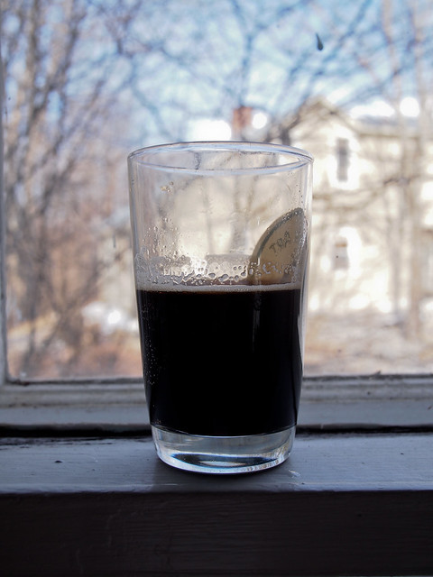 Testing Oaked Imperial Stout