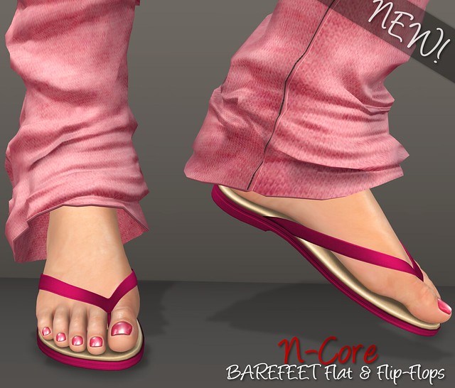 New N-Core Flip Flops
