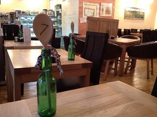 Treats Coffee Shop, Durham