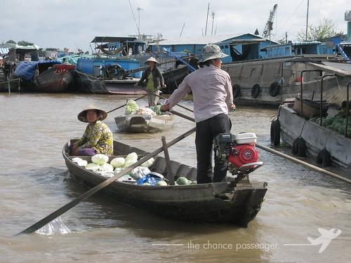 Cai Rang Floating Market 05
