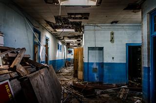 Promised Land School Interior