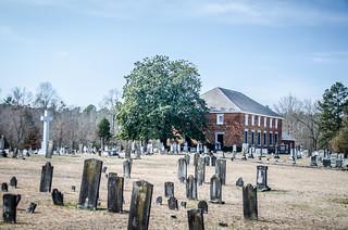 Cedar Springs ARP Church and Cemetery