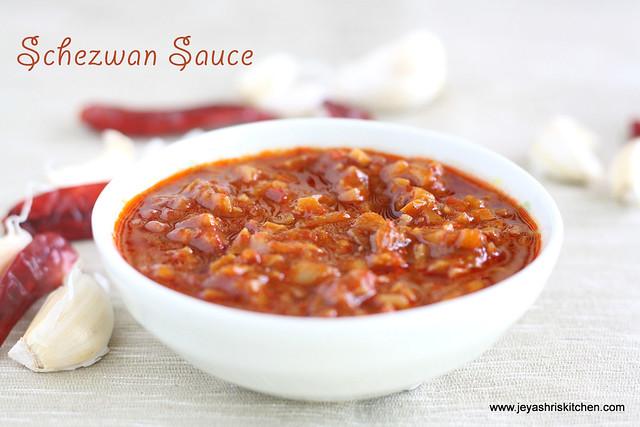 Schezwan Sauce 2