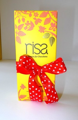 Fwd: Risa Chocolate for Happy Hearts Day