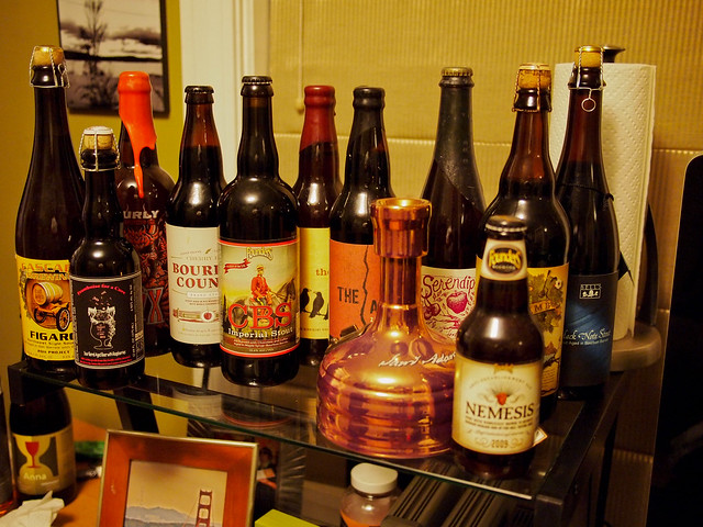 Beer Trades - USA to Europe