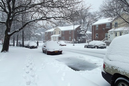 Snow: 08 March 2013