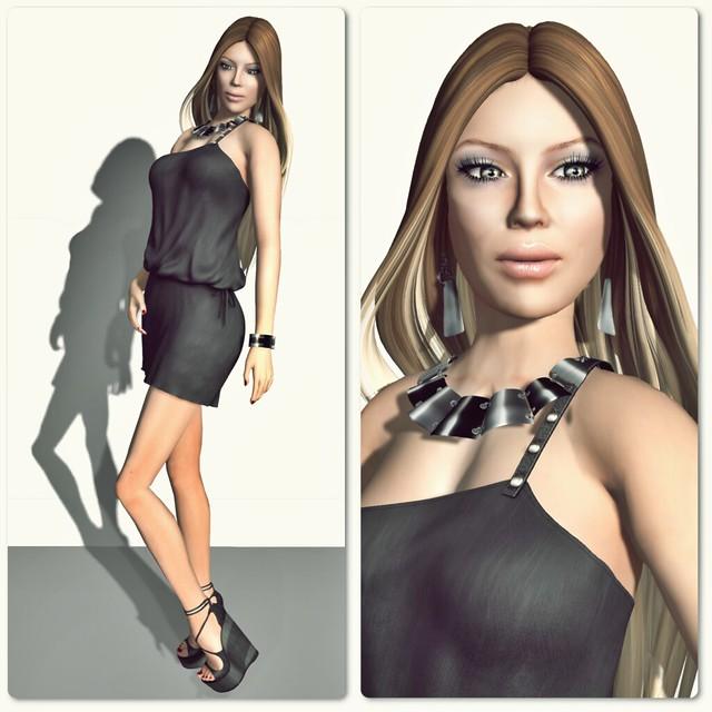 Maitreya ~ Dakota Dress