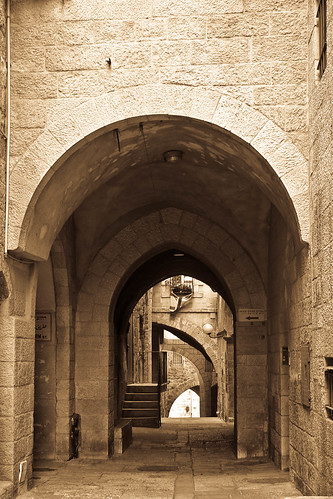 Jewish Quarter, Old City, Jerusalem