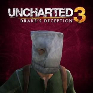UNCHARTED 3 - Bag Head