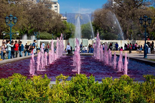 Fuente de Mendoza