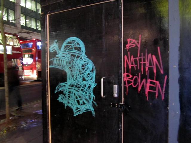Nathan Bowen, Oxford St