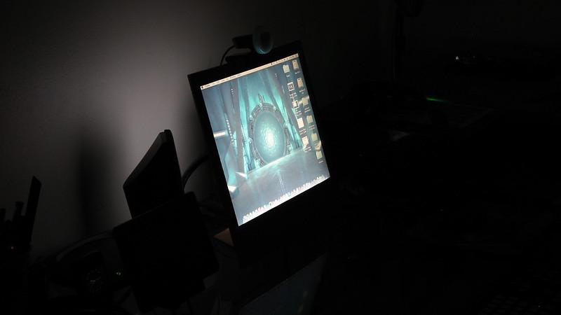 Repurposed Monitor