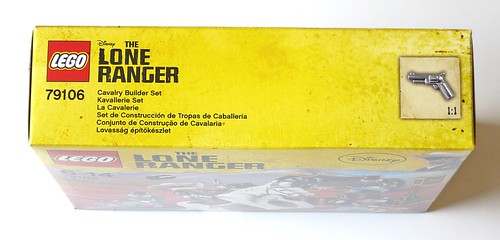 The Lone Ranger 79106 Cavalry Builder Set box03