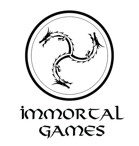 Immortal Games 2_1 B&W