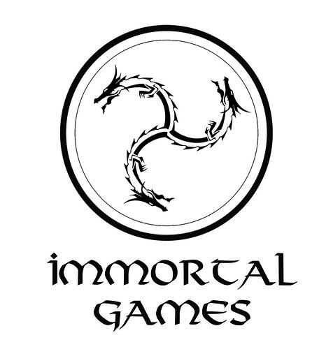 Immortal Games 2_1 B&W