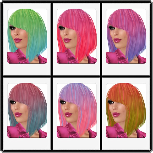 Mina Hair - Spice - Disco Pack